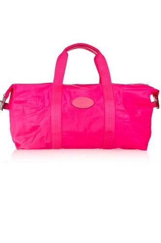 Mulberry Fold Up Travel Bag