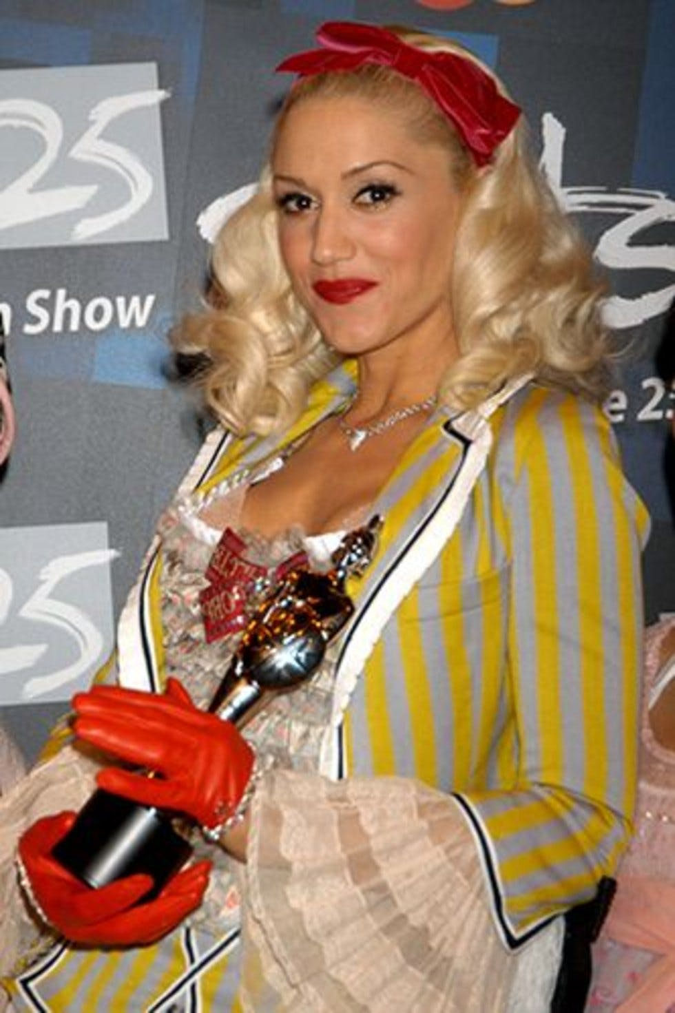 Gwen Stefani A Life In Pictures