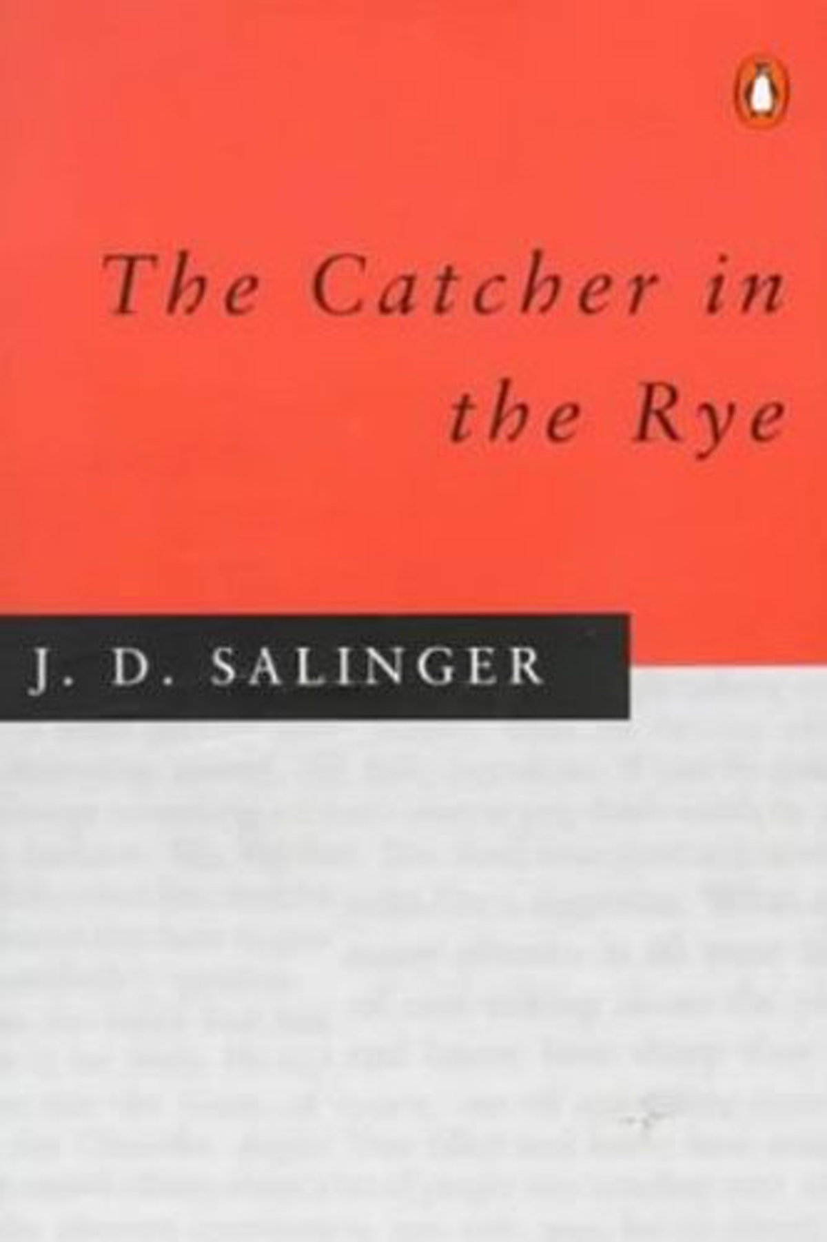 a journey to self knowledge in the catcher in the rye by j d salinger Struggling with j d salinger's the catcher in the rye check out our thorough summary and analysis of this literary masterpiece.