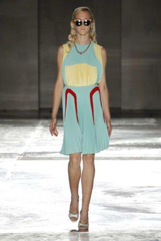The Milan 100: Best Looks from Milan Fashion Week Spring/Summer 2012 ...