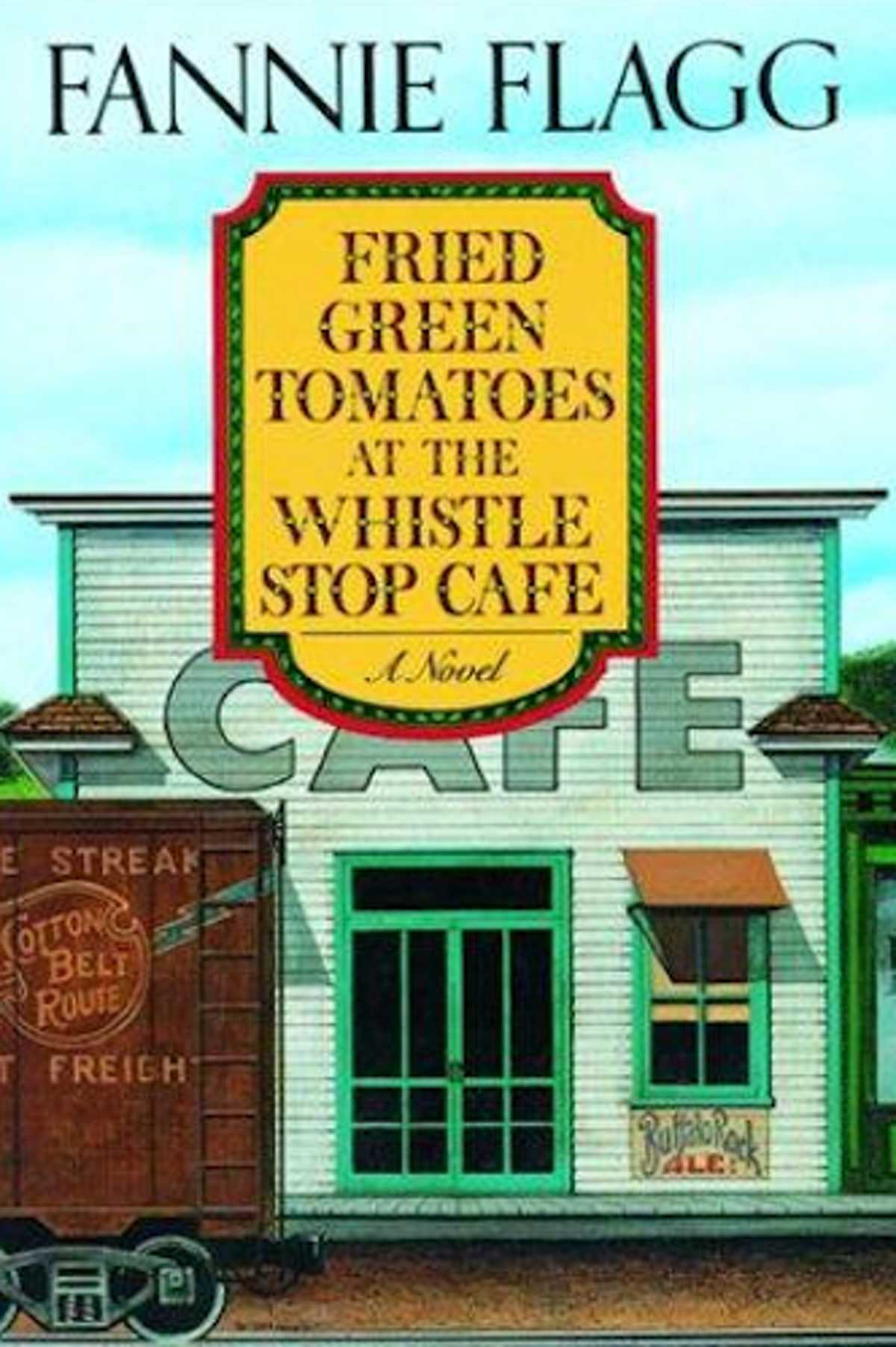 an overview of the concept of lesbianism in fried green tomatoes at the whistle stop cafe by fannie  Fannie flagg's _fried green tomatoes at the whistle stop cafe fannie flagg's fried green tomatoes at the charges of lesbianism were.