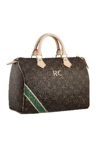 b037cbc75b878d Launched in 1932, this monogrammed bag was crucial to Louis Vuitton's  crossover from luxury luggage brand to fashion house. After the larger  Keepall travel ...