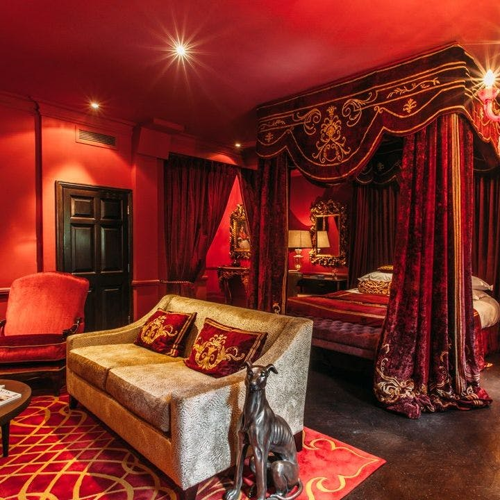 Top 6 naughty hotels in London | Time Outs best naughty