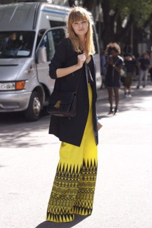 Milan Fashion Week Street Style Stylist