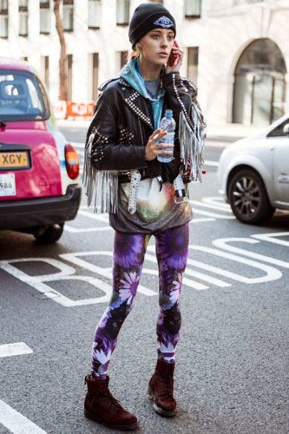 London Fashion Week Street Style Photos Day 5 Autumn