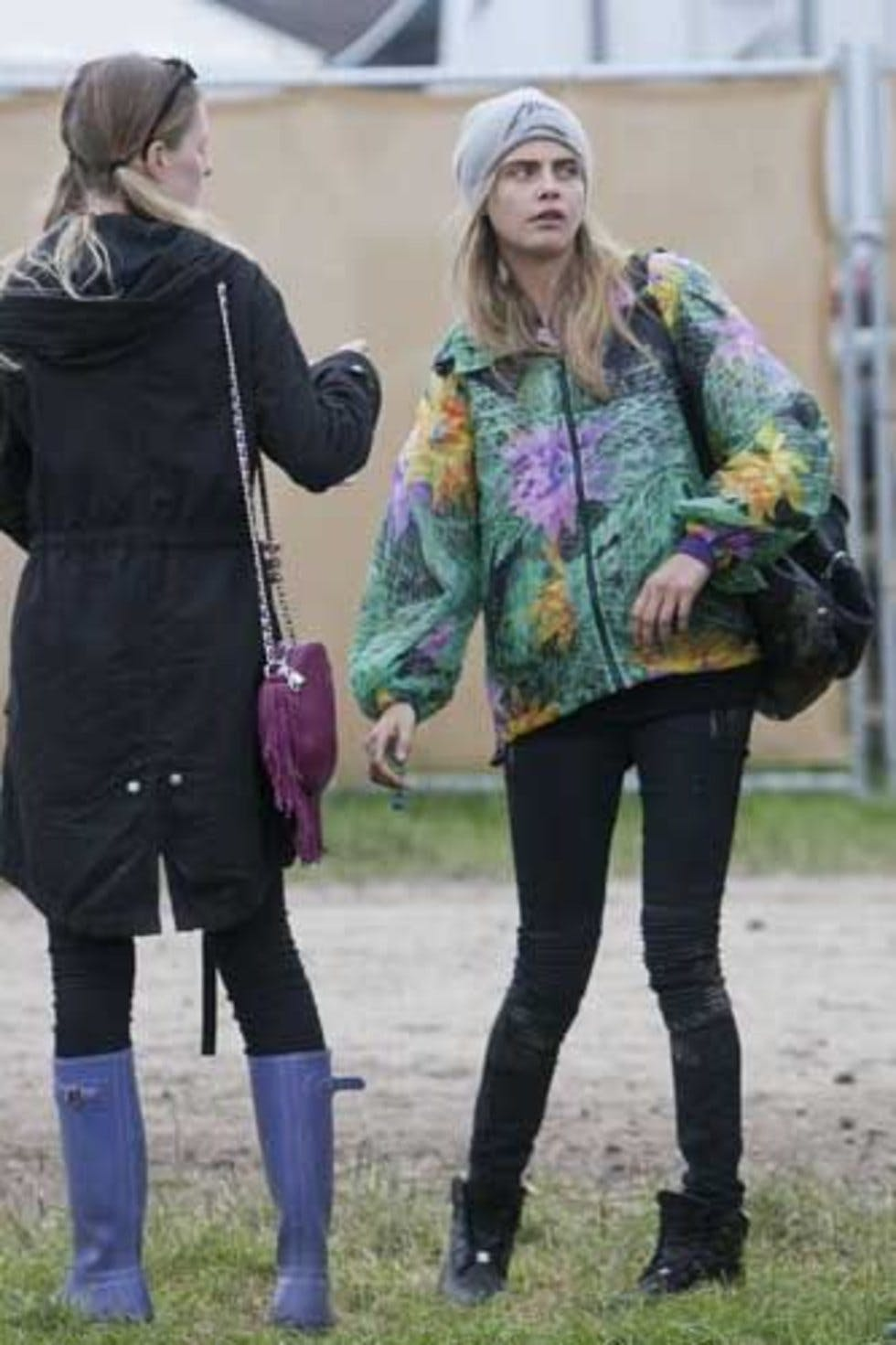 Glastonbury 2013 Fashion Stylist
