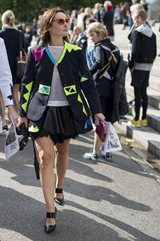 London Fashion Week Street Style Day 4 Stylist