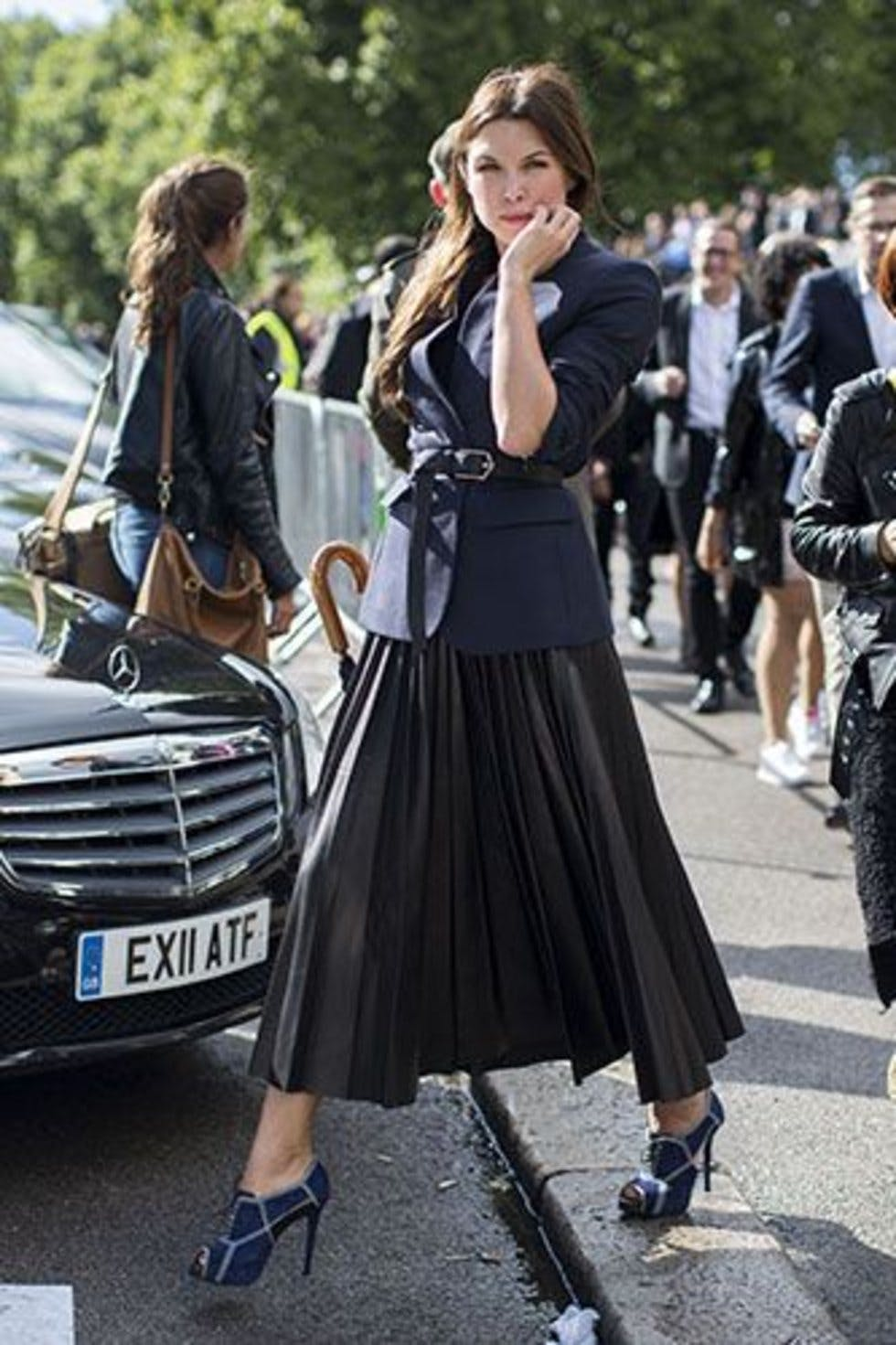 London Fashion Week Street Style Day 4 Stylist