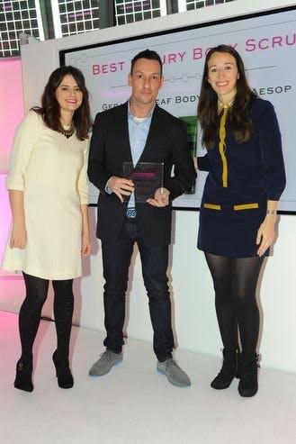 Stylist Skincare Awards 2013 Winner Photos