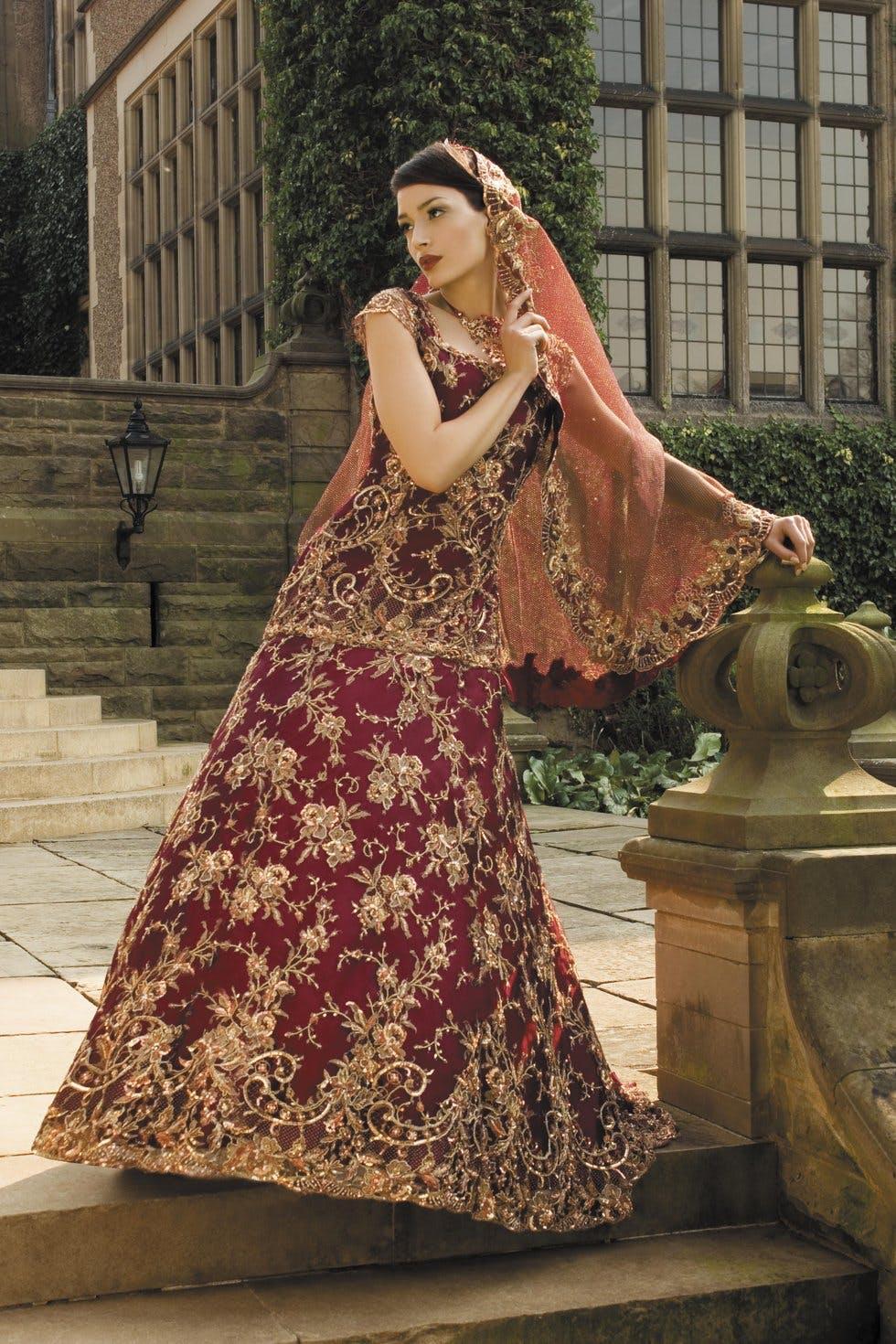 25 Asian bridal looks | Stylist