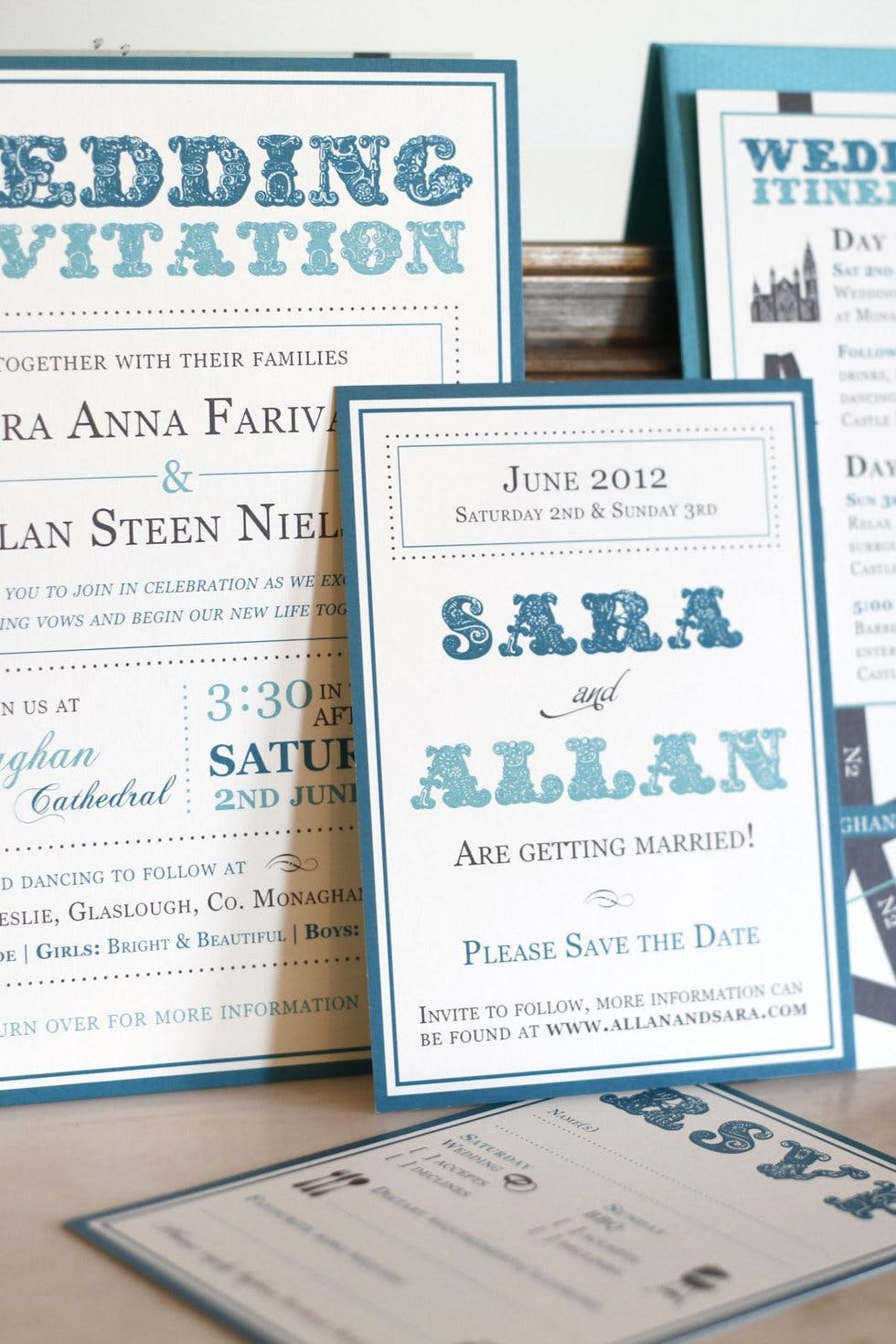 Wedding stationery design inspiration | Stylist