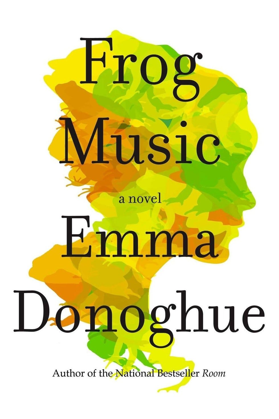 Setting Of Room By Emma Donoghue