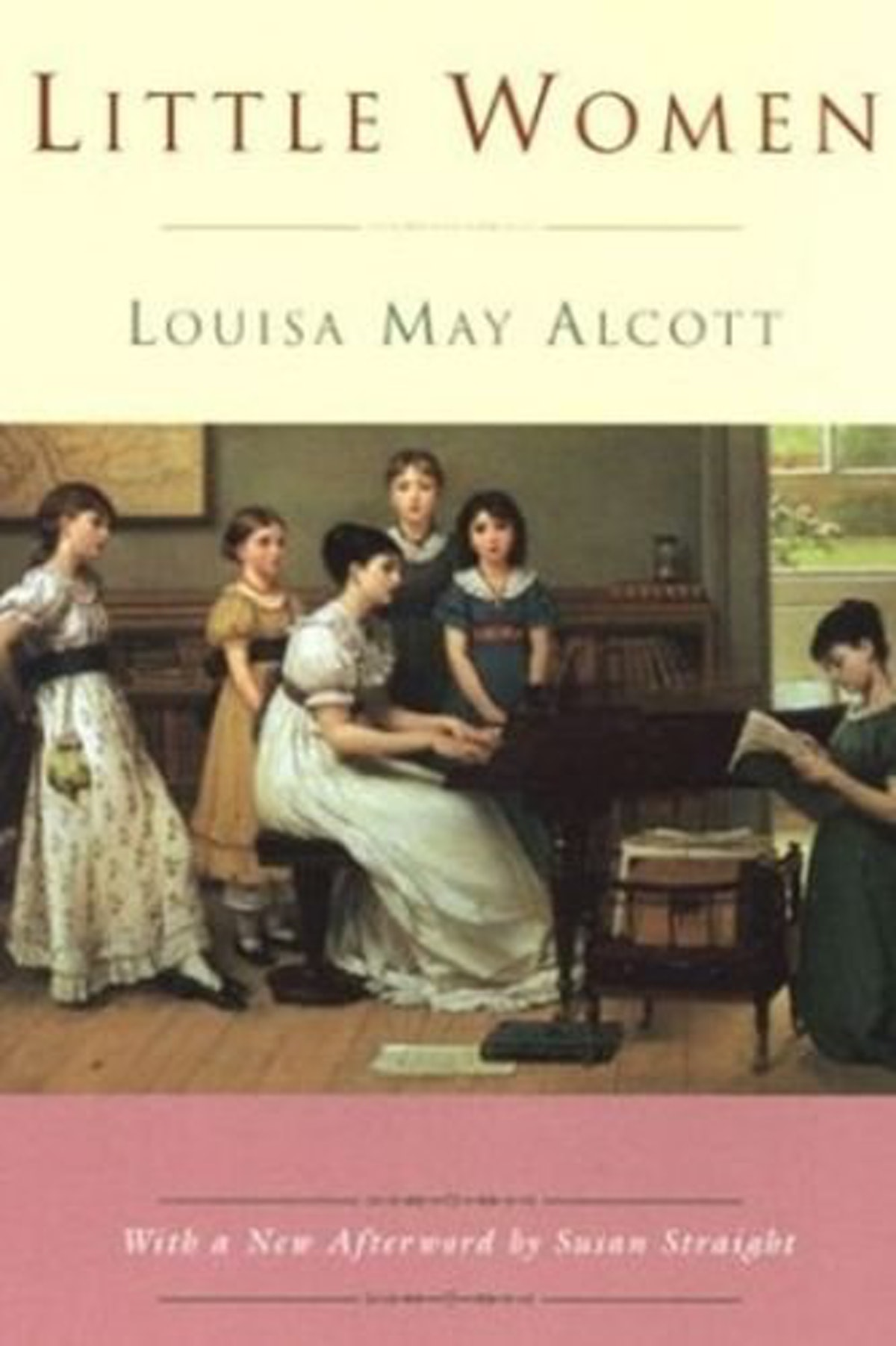 little women louisa may alcott essay For many readers, louisa may alcott is synonymous with her most famous character, jo march, the spirited sister in little women.
