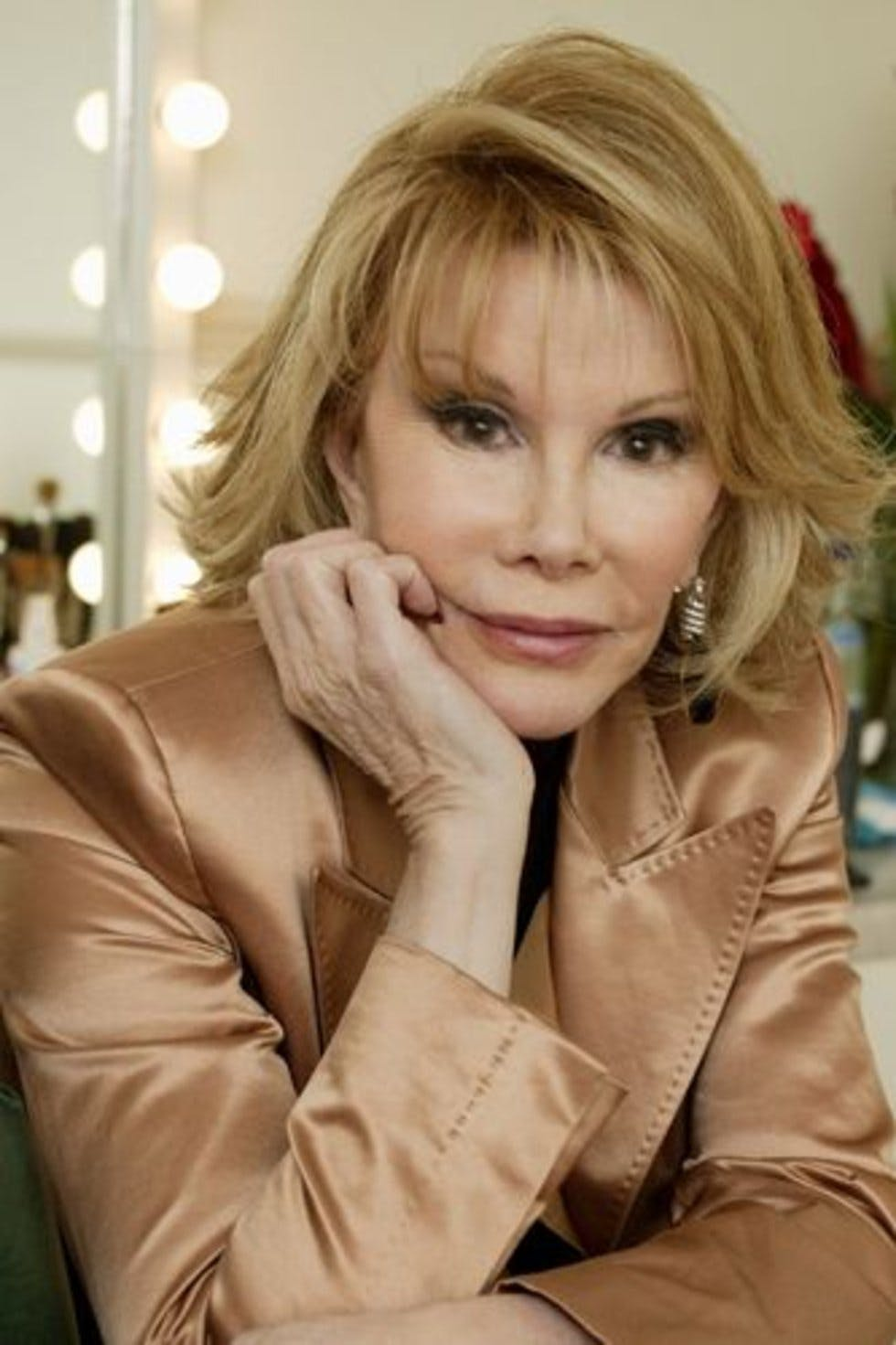 Joan Rivers Funniest And Most Outrageous One Liners Stylist