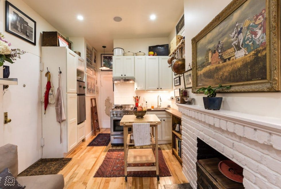 Village Auto Sales >> The most stylish small space apartments, studios and lofts ...