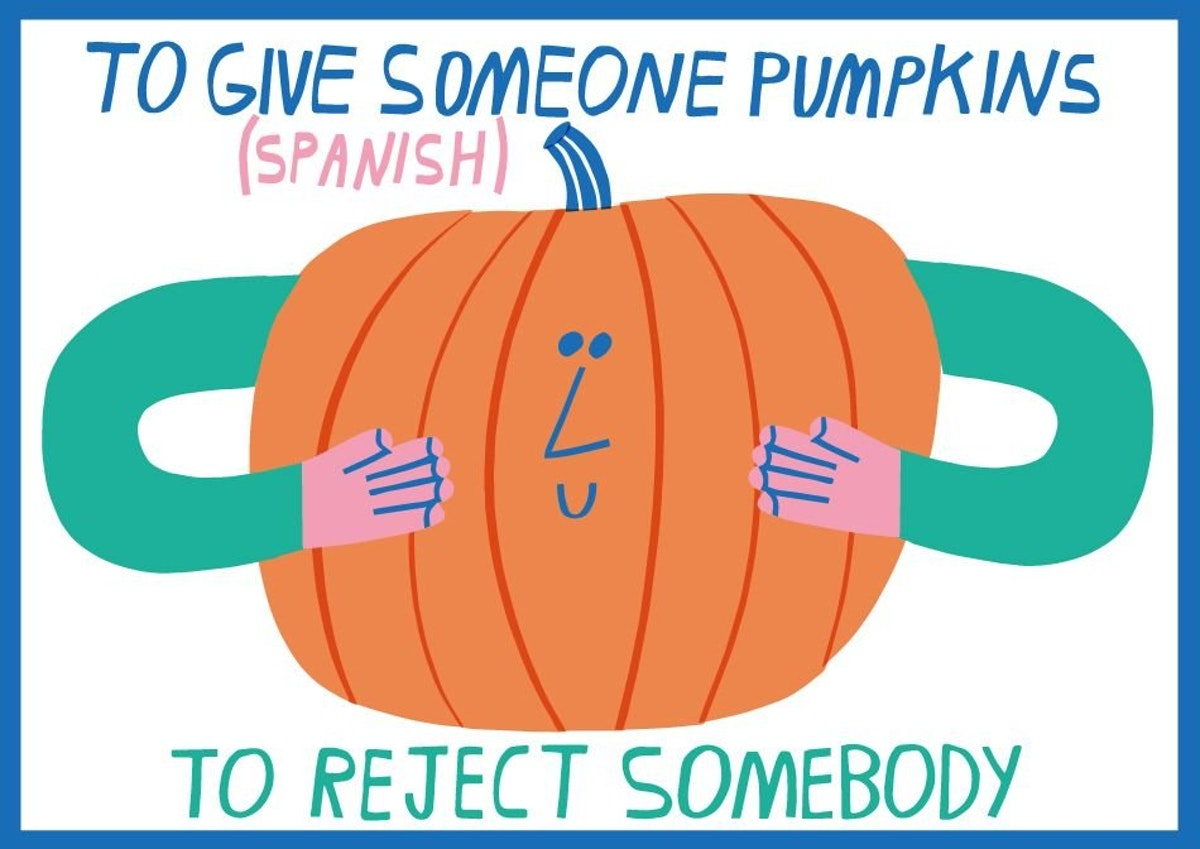 Around The World In Idioms Weird Wonderful And Wacky Expressions From Languages Across The