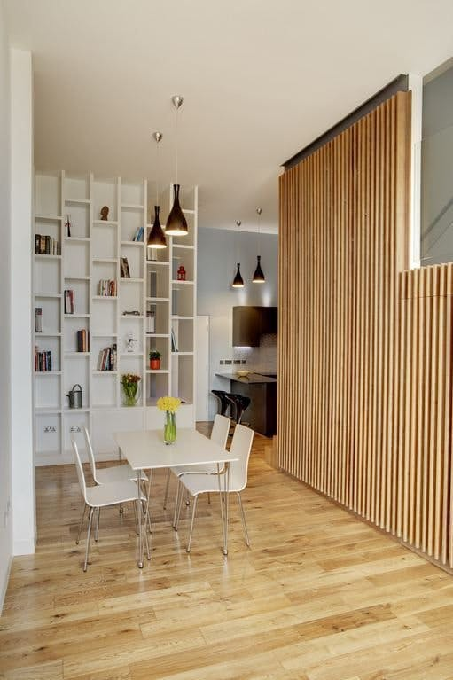 London Mezzanine Apartment