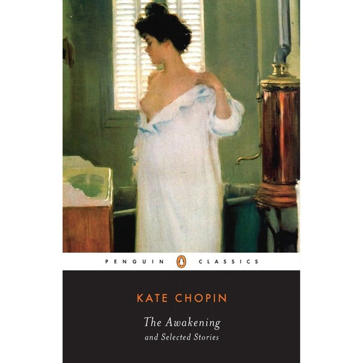the awakening by kate chopin feminine The awakening has 145,863 ratings and 4 of 5 stars to the awakening by kate chopin woman sits around and does nothing while having feminine.