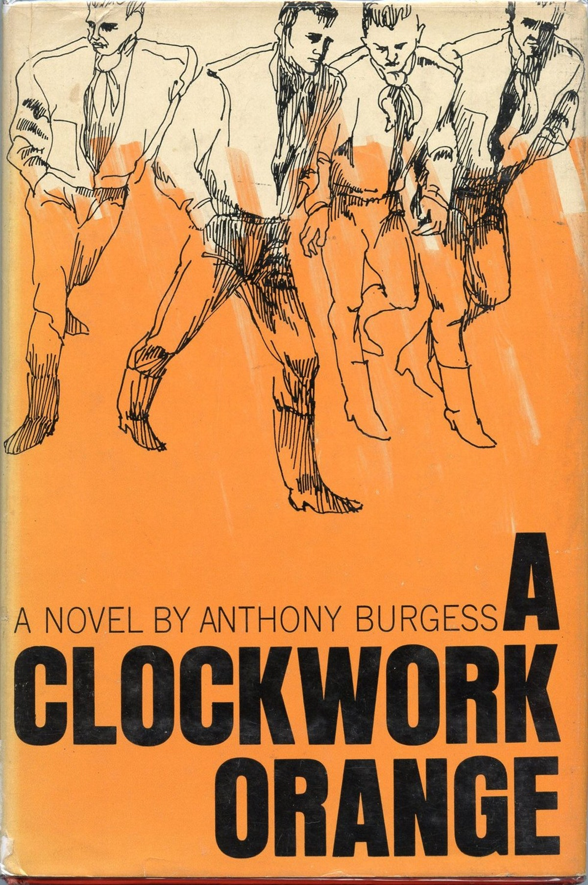 an analysis of the dystopia in anthony burgess a clockwork orange It is because of this that the term utopia, usually meaning a place of utmost   brave new world and anthony burgess a clockwork orange, later adapted by.