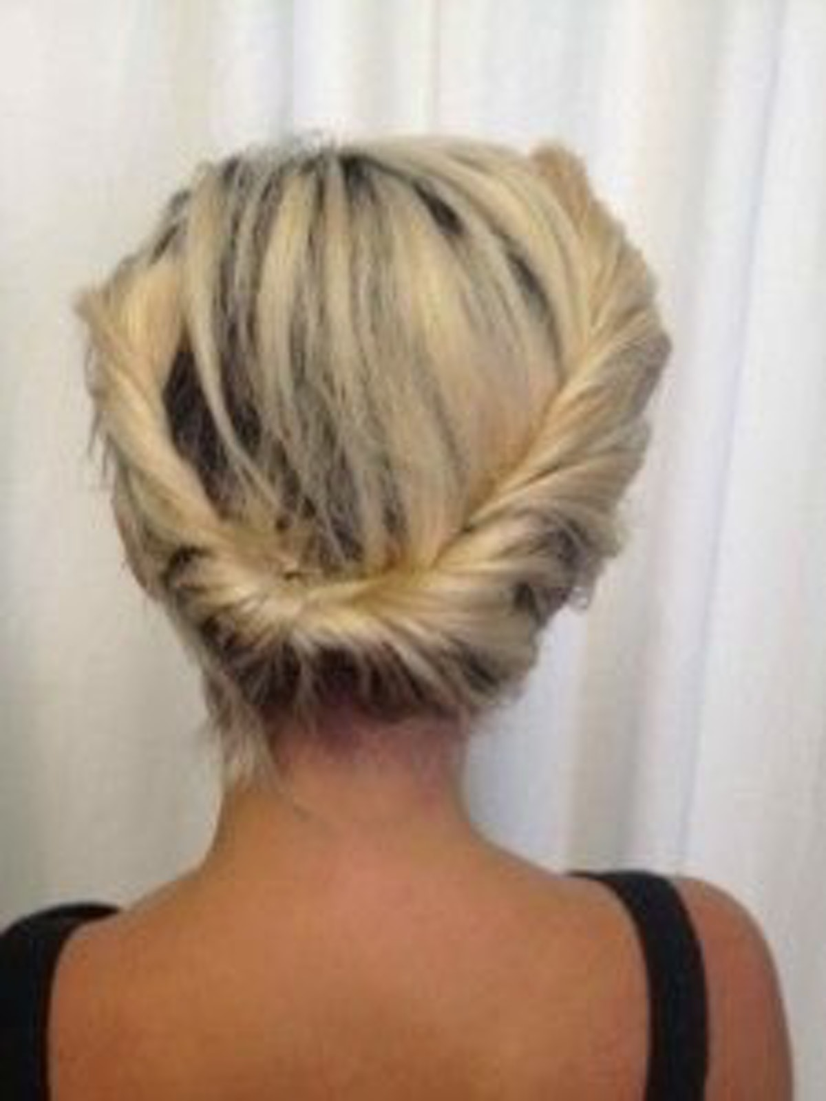 hair put up styles 30 and easy hair tutorials for every hair length 5023