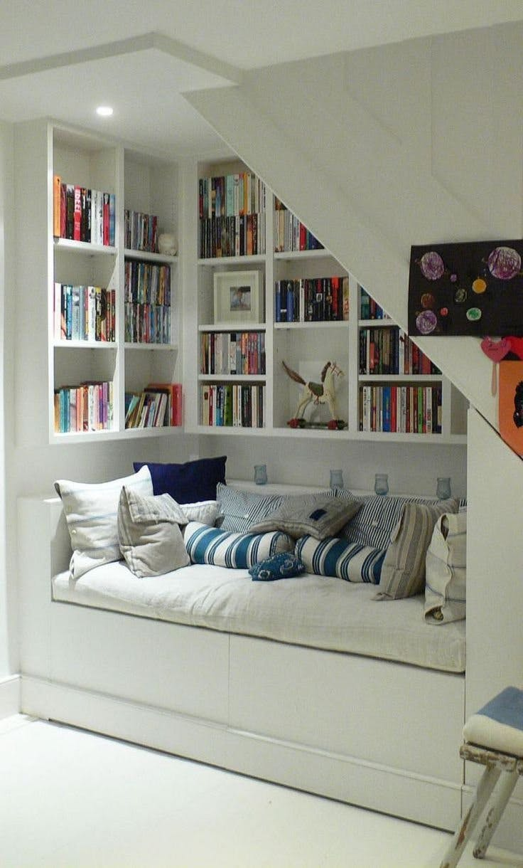 The Most Snug And Cosy Book Nooks To Inspire The Creation Of Your