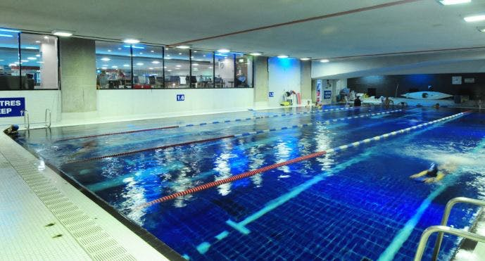 Hidden Gem Swimming Pools At Luxury London Hotels Stylist
