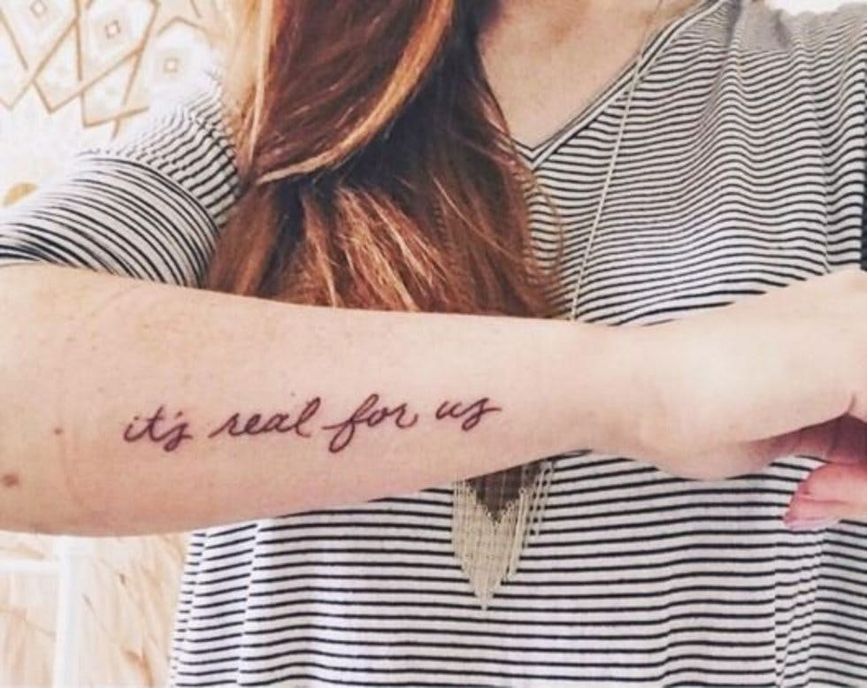 Delicate And Beautiful Tattoos Inspired By Childrens Books
