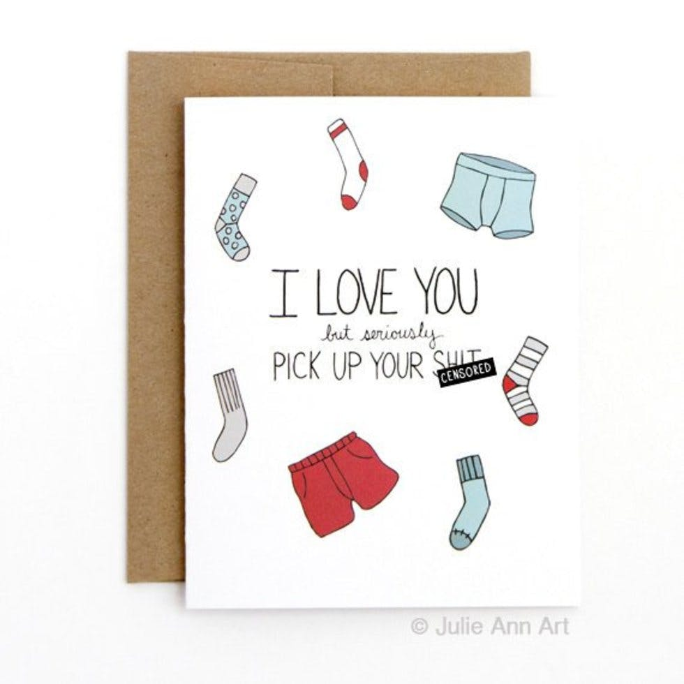 The Funniest Anti-Valentine's Day Cards | Stylist