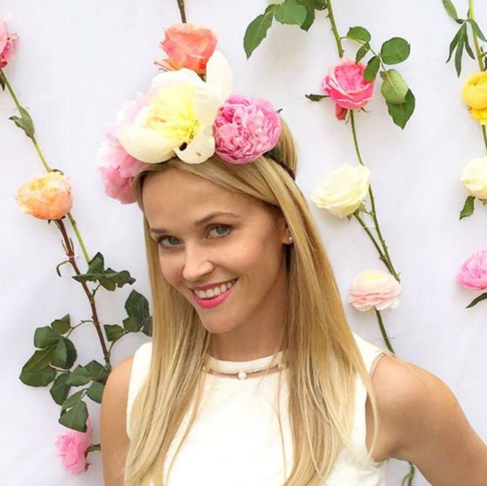 From victoria beckham in hong kong to kardashian throwbacks this reese witherspoon rocks a flower crown izmirmasajfo