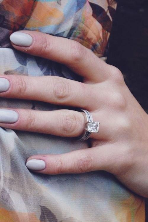 Celebrity Engagement Rings: Millie Mackintosh