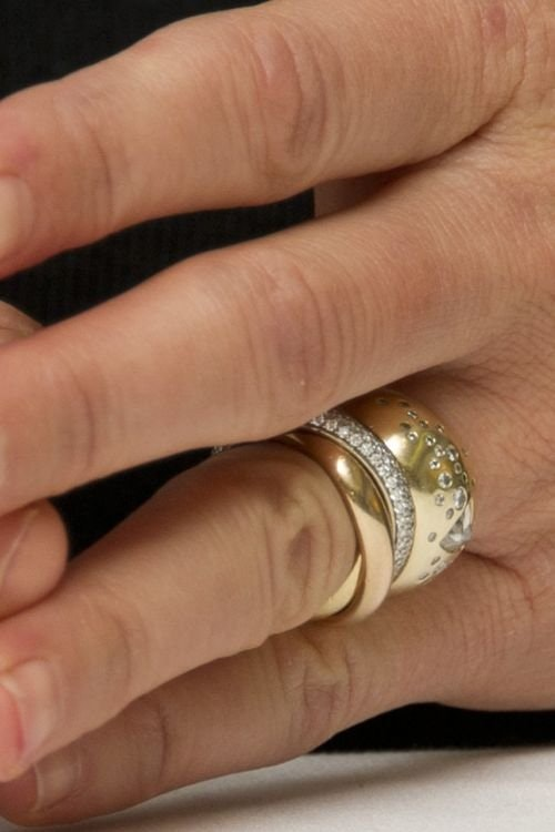 Celebrity Engagement Rings: Cameron Diaz