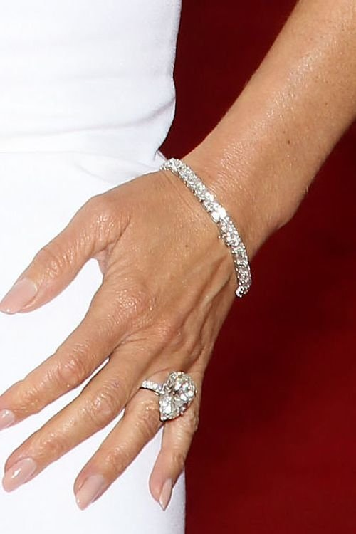 Celebrity Engagement Rings: Victoria Beckham
