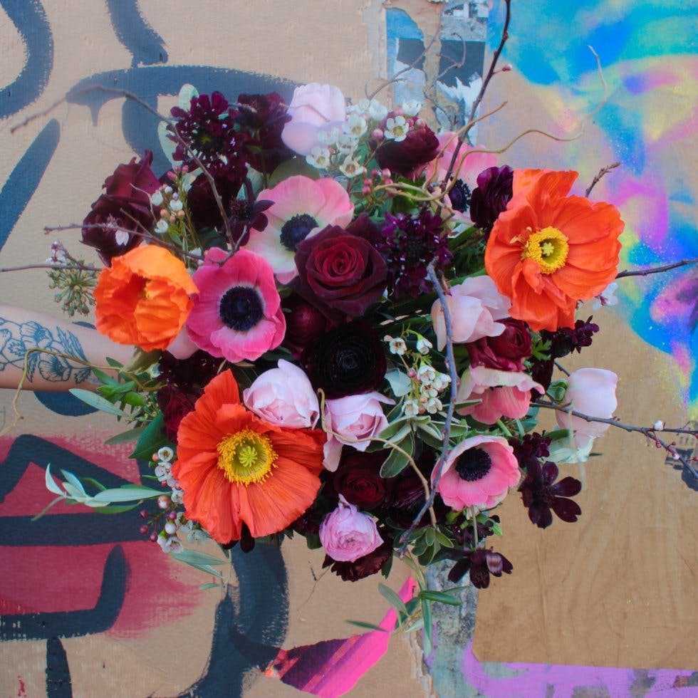 Bold Blooms 10 Of The Coolest And Most Beautiful Florists In London
