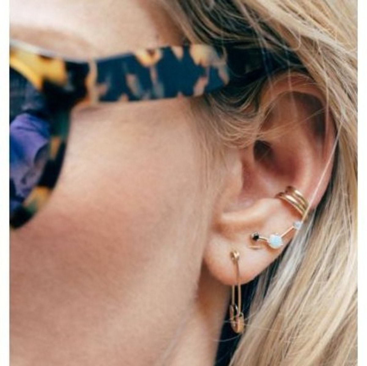 Earring Jackets For Studs