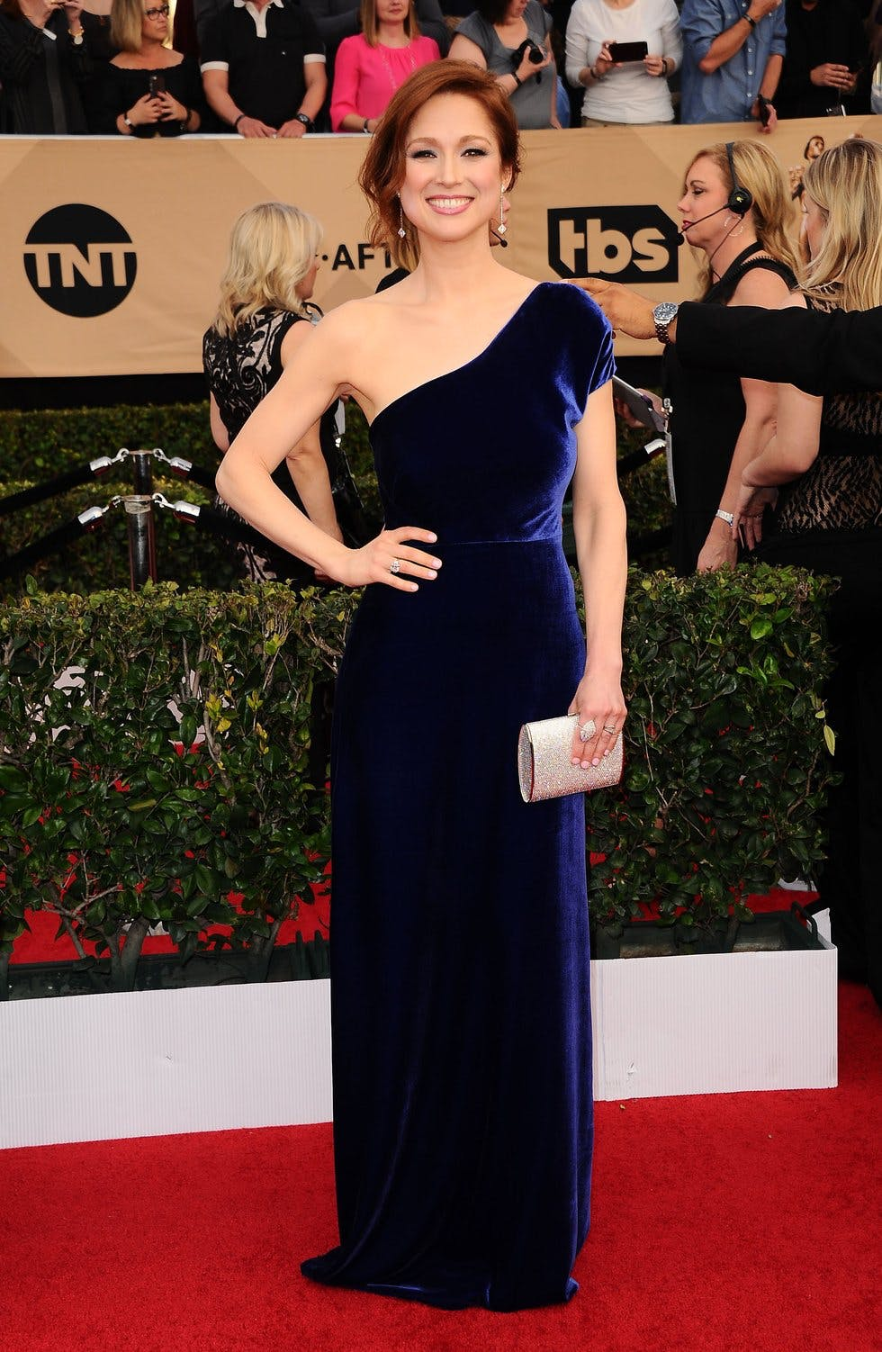 The Best Red Carpet Looks From The Sag Awards Stylist