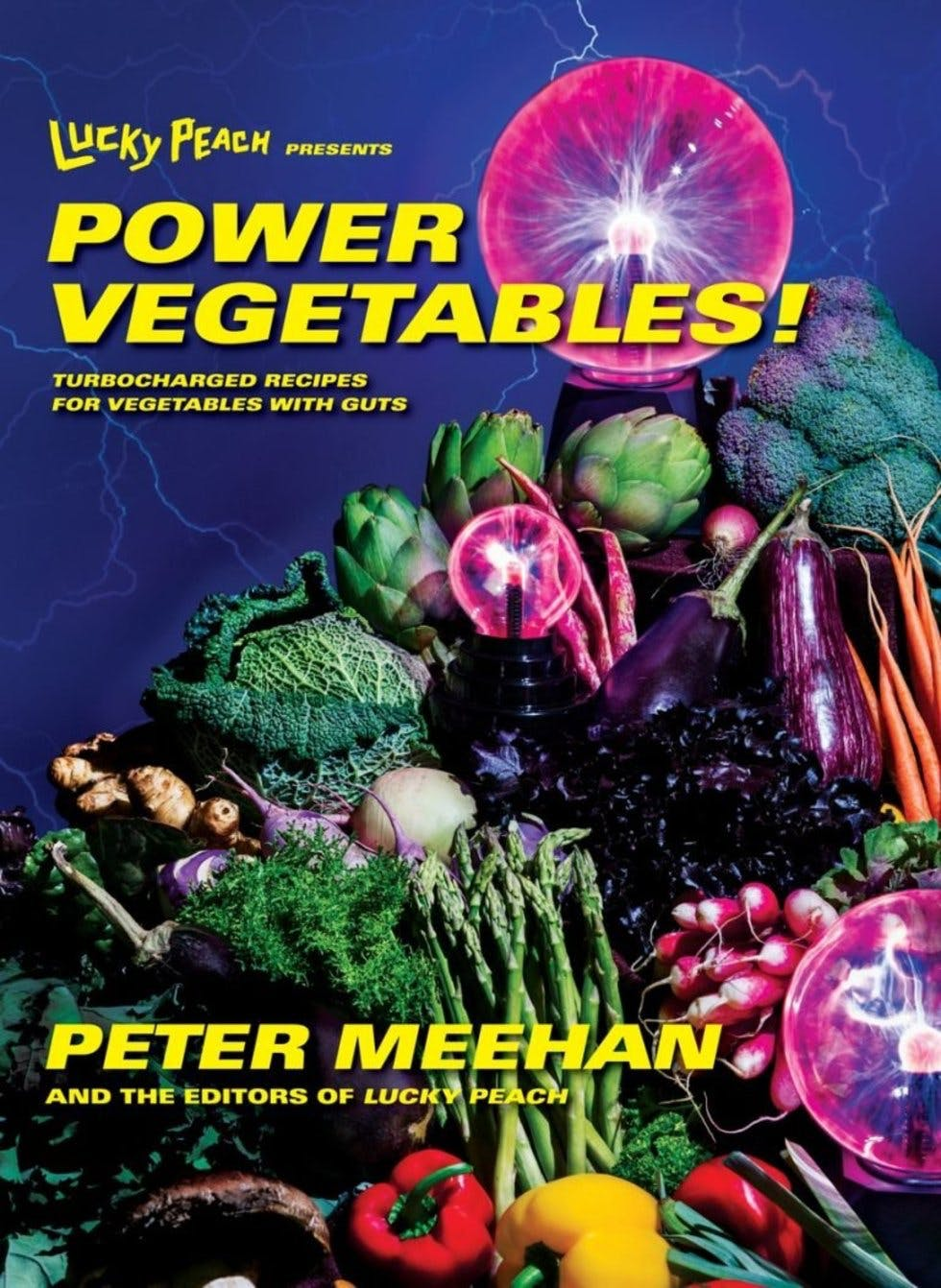 The new cookbooks to boost your culinary know how in 2017 stylist power vegetables peter meehan forumfinder Gallery