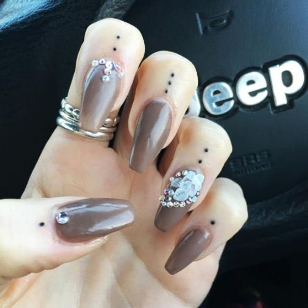 30 Intricate And Tiny Cuticle Tattoos To Inspire Your Next