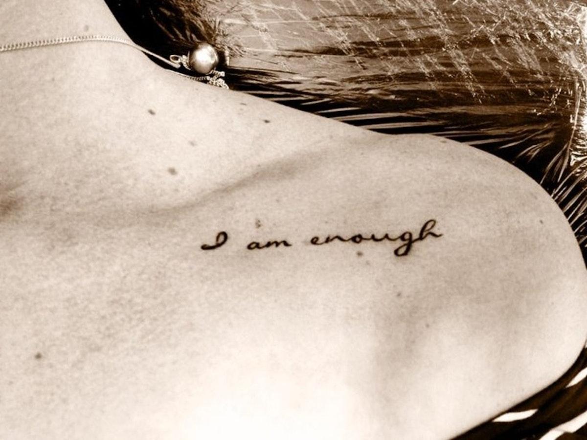 37 Discreet And Beautiful Feminist Inspired Tattoos