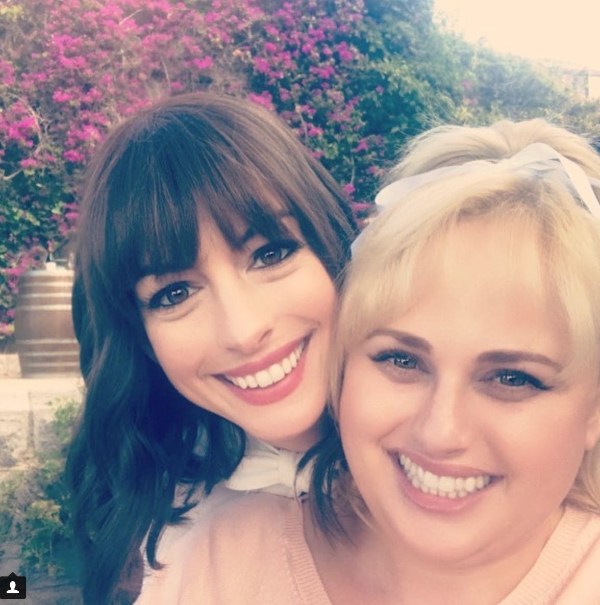Anne Hathaway Rebel Wilson Movie: From Amy Schumer's Behind-the-scenes Snap To Reese