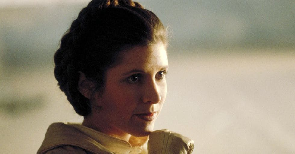 Carrie Fisher's most powerful quotes on feminism, beauty, and mental health