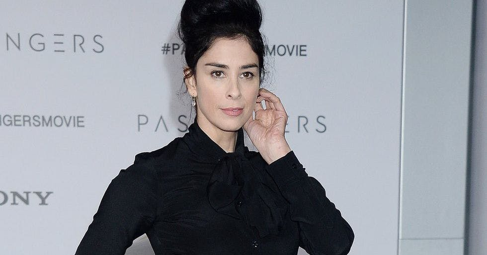 sarah silverman on not having children you can 39 t be a woman without sacrifice stylist. Black Bedroom Furniture Sets. Home Design Ideas