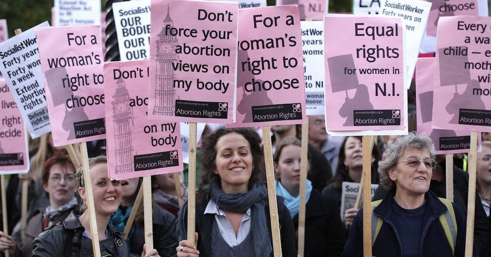 an analysis of abortion as a womans right to choose It's a matter of supporting every woman's right to choose for the right to choose abortion in political journalism with the national review.