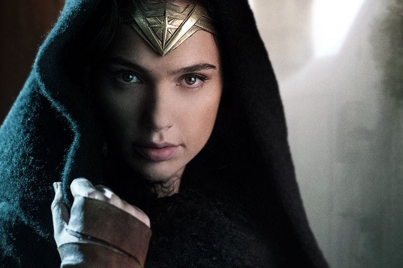 Gal Gadot's response to idiots saying her boobs are too small to play  Wonder Woman