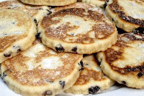 Auntie Queenie S Welsh Cakes