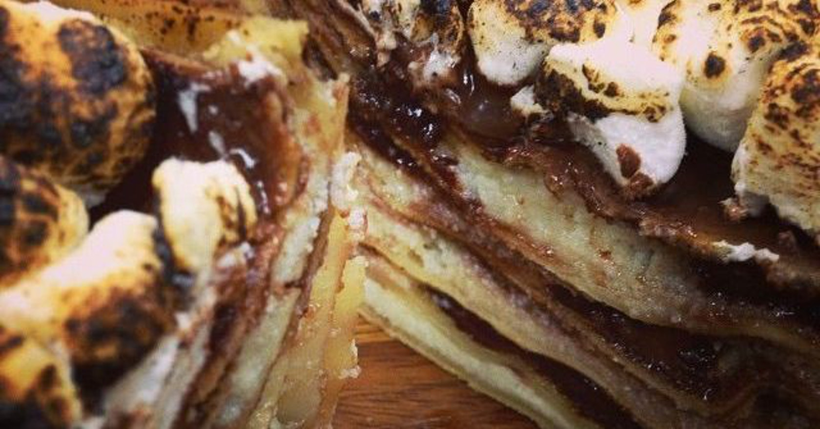 Nutelasagna; the dessert lasagna that's taking New York by storm