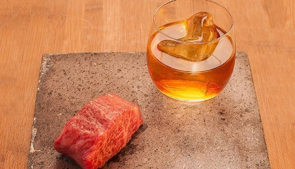 Maple Smoked Old Fashioned