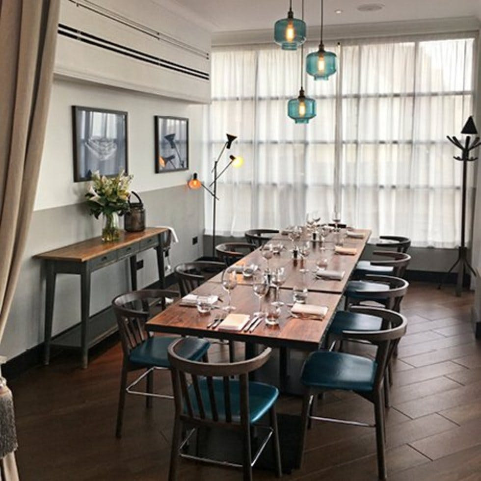 Private dining unlocked forget supper clubs it s all for Best private dining rooms edinburgh