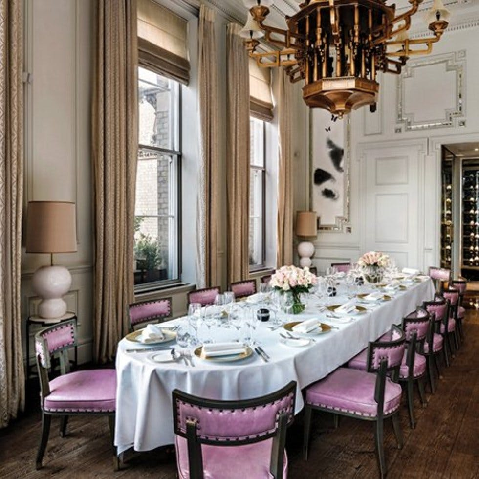 Private Dining Room Set: Private Dining Unlocked: Forget Supper Clubs, It's All