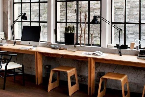creative home office. Chic And Creative Home Office Designs That Make The Most Of Limited Living Space A