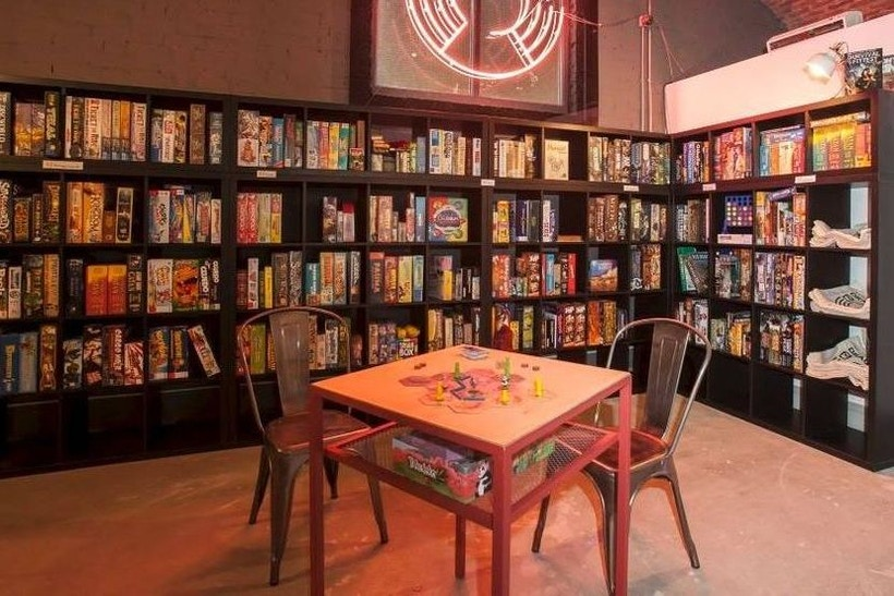The Uk S Best Board Game Cafes And Bars Stylist